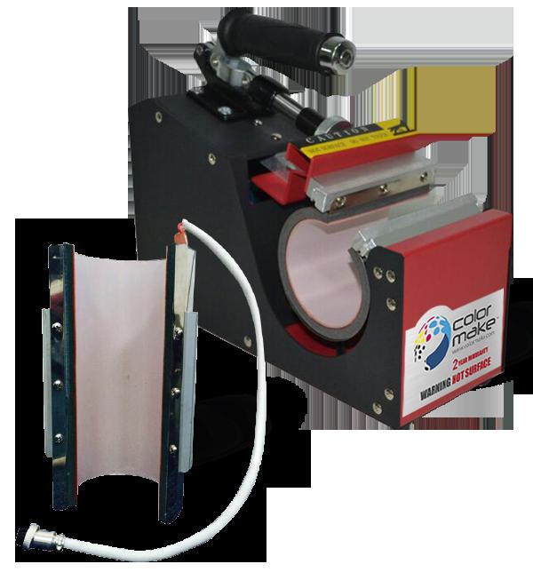 PRENSA PROFESIONAL PARA SUBLIMAR TAZAS 2 TAMAÑOS. La prensa digital para  tazas es diseñada para 58d30826f92